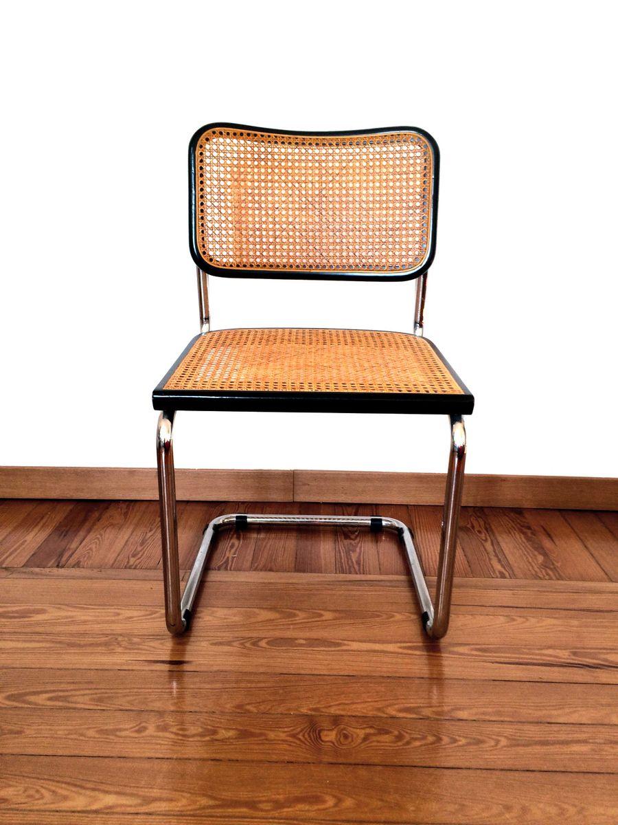 cesca st hle von marcel breuer f r knoll international. Black Bedroom Furniture Sets. Home Design Ideas