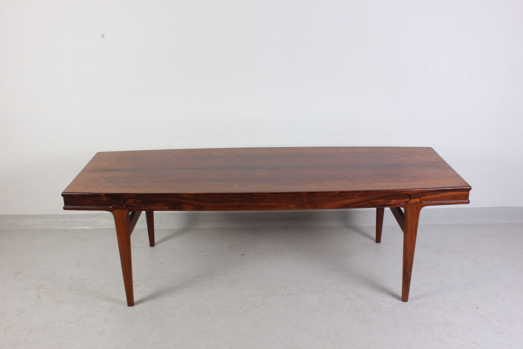 Rosewood Coffee Table By Johannes Andersen For Sale At Pamono
