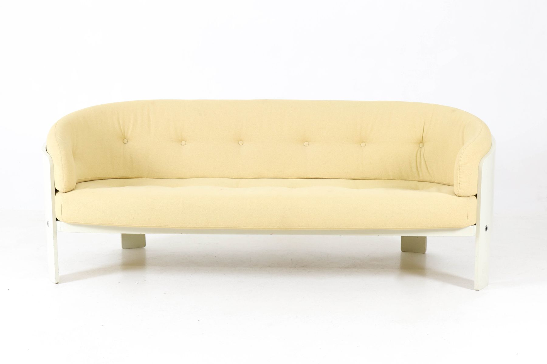 bz49 sofa von hans ell f r 39 t spectrum 1970er bei pamono kaufen. Black Bedroom Furniture Sets. Home Design Ideas