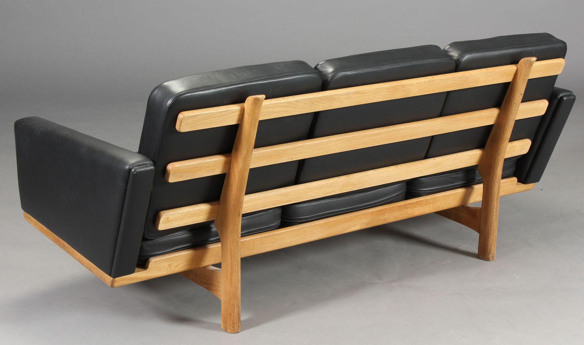Mid Century GE 236 3 Sofa by Hans J Wegner for Getama for sale at
