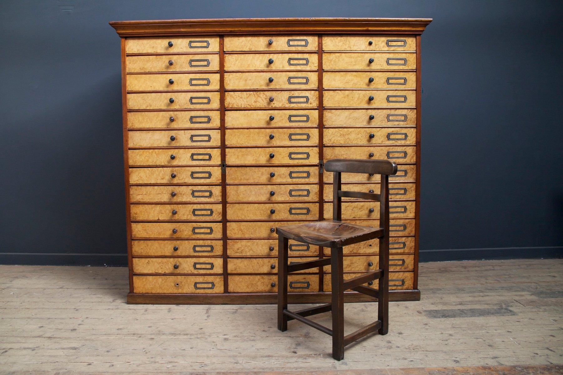 antiker schrank 1860er bei pamono kaufen. Black Bedroom Furniture Sets. Home Design Ideas