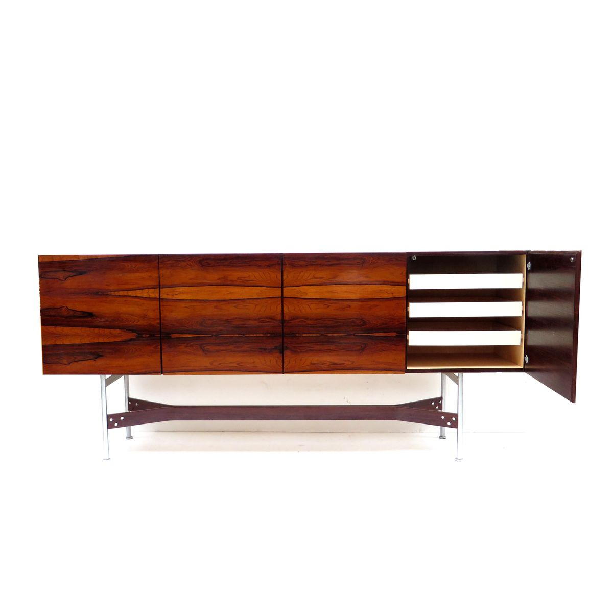 dutch glr 230 sideboard by rudolf glatzel for fristho. Black Bedroom Furniture Sets. Home Design Ideas