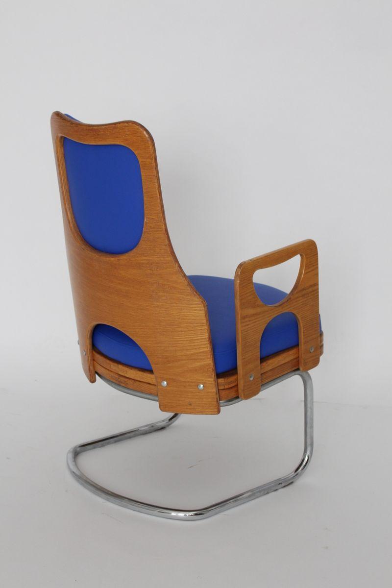 Skandinavischer sessel aus sperrholz skai er bei