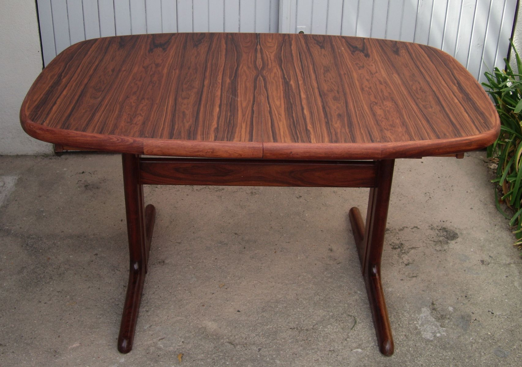 Vintage Danish Rosewood Dining Table from Skovby for sale at Pamono