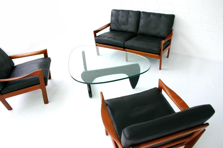 American in 50 coffee table by isamu noguchi for herman miller 1960s for sal - Isamu noguchi table basse ...