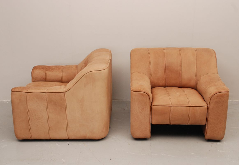 ds44 2 sitzer sofa von de sede bei pamono kaufen. Black Bedroom Furniture Sets. Home Design Ideas