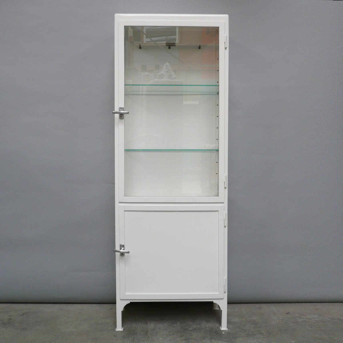Vintage Medicine Cabinet From Hungary 1950s For Sale At