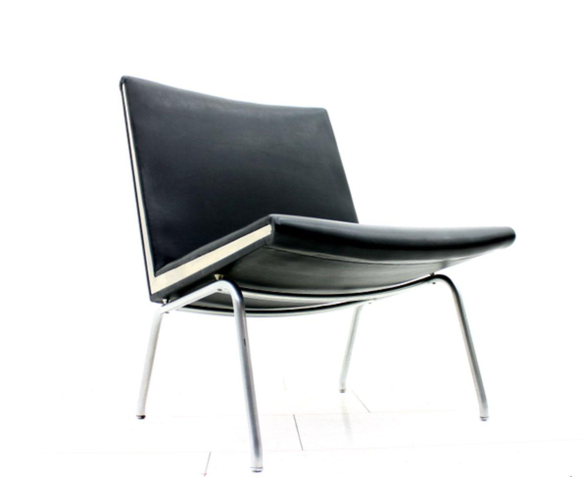 ap 40 flughafen stuhl von hans j wegner f r ap stolen 1950er bei pamono kaufen. Black Bedroom Furniture Sets. Home Design Ideas
