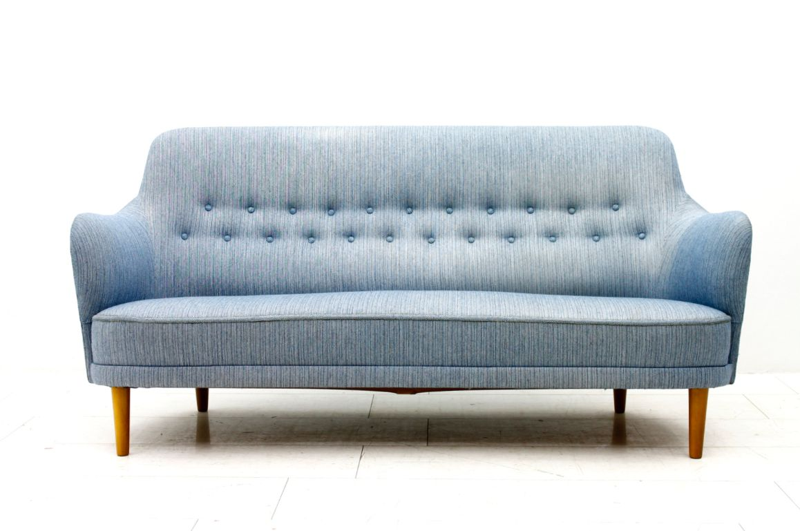 Mid Century Sofa By Carl Malmsten 1940s For Sale At Pamono