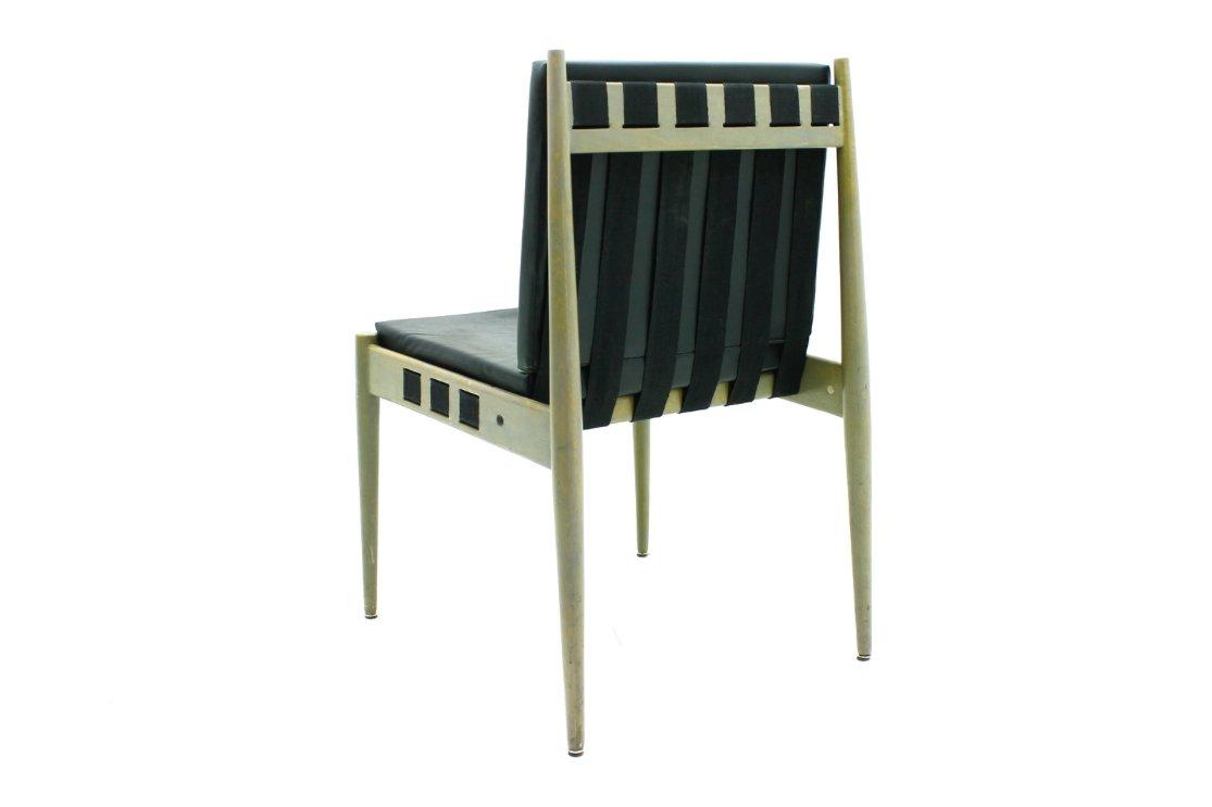 se 121 stuhl von egon eiermann f r wilde spieth 1965. Black Bedroom Furniture Sets. Home Design Ideas