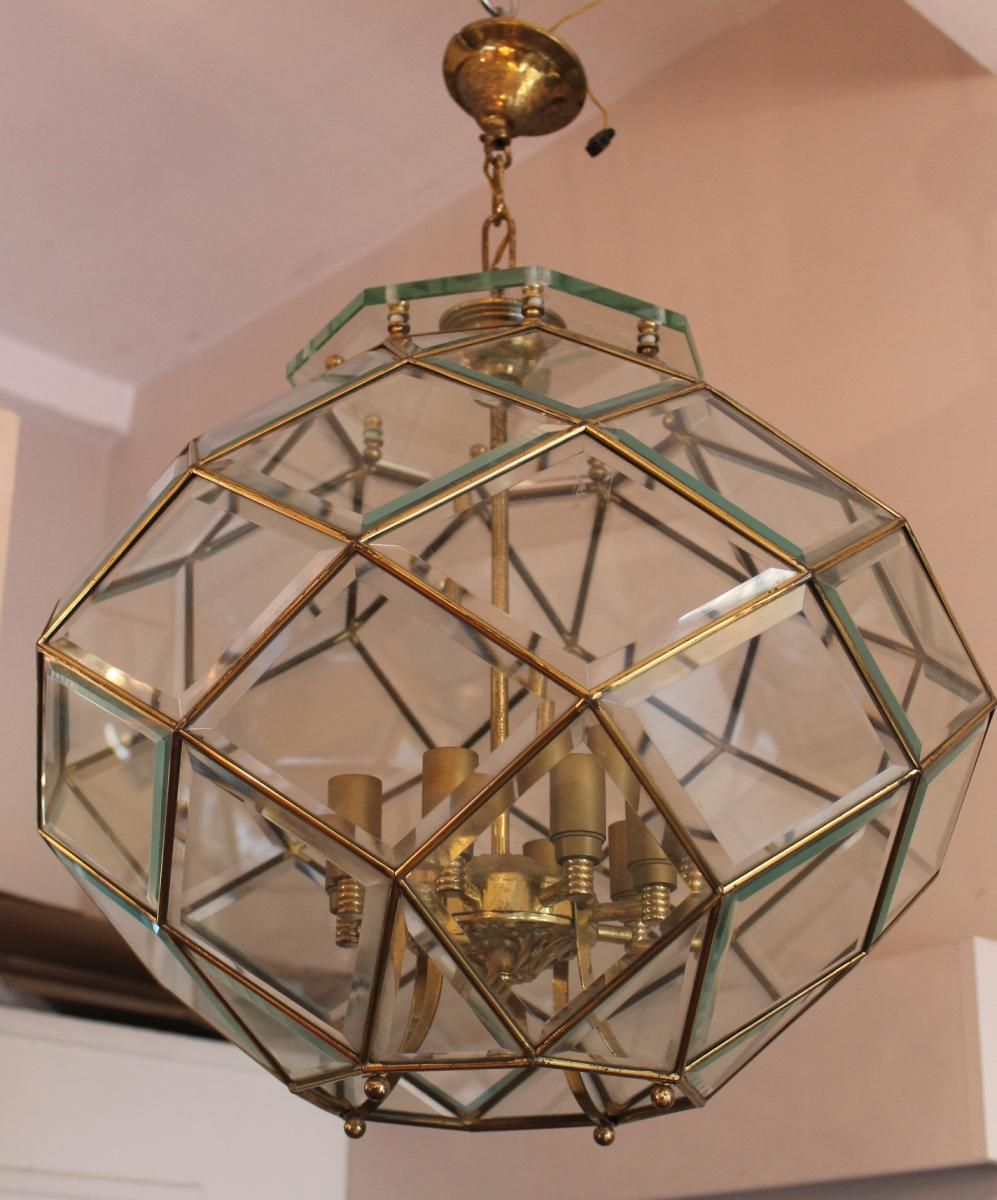 Vintage italian pendant light 1970s for sale at pamono - Italian pendant lights ...