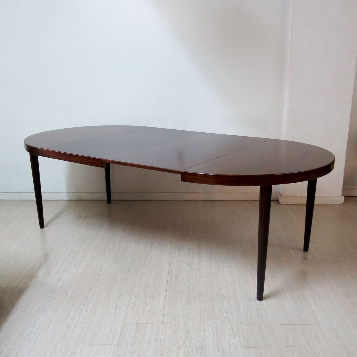 Rosewood Dining Table by Kai Kristiansen 1960s for sale  : rosewood dining table by kai kristiansen 1960s 8 from www.pamono.com size 1200 x 1200 jpeg 74kB