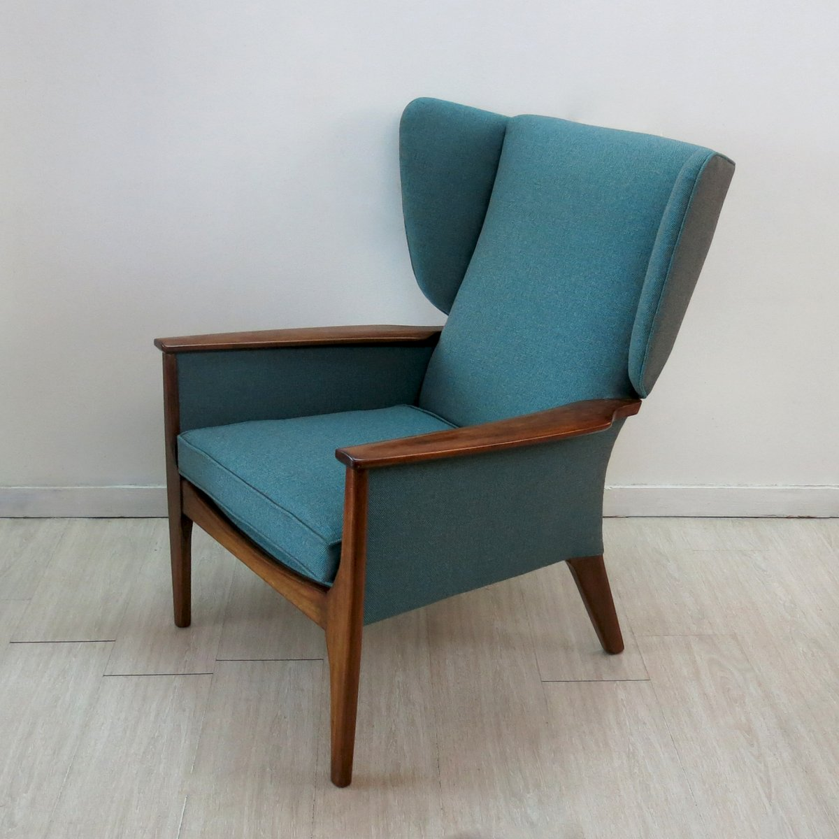 Wing back chair vintage - Wingback Chair From Parker Knoll 1960s