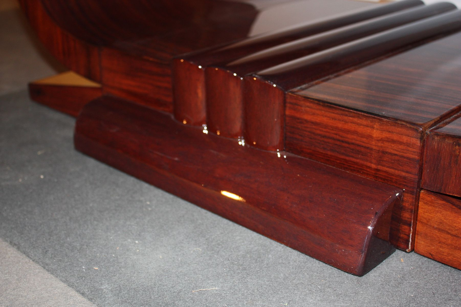 description vintage design this art dco rosewood dining art deco rosewood dining