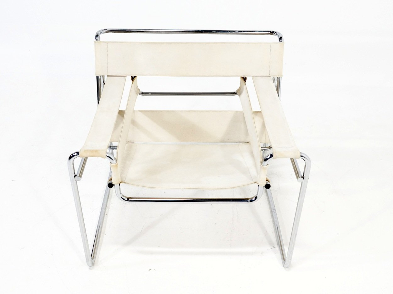 Vintage wassily chair by marcel breuer for gavinna 1963 for sale at