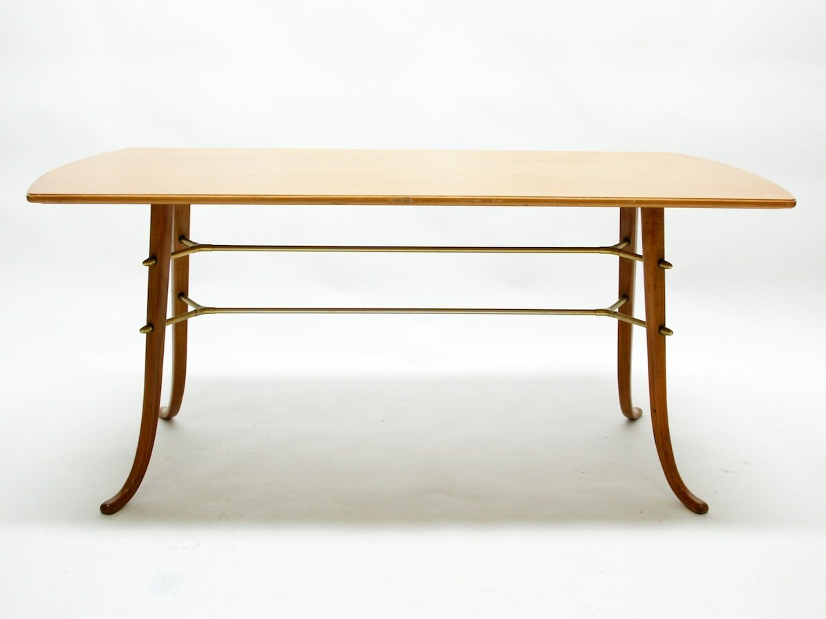 birch wood coffee table 1950s for sale at pamono With birch wood coffee table