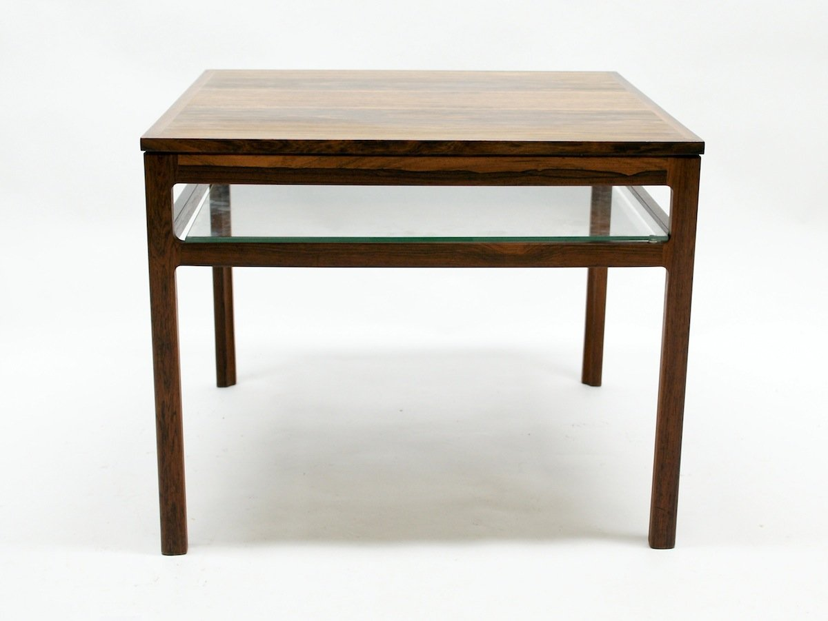 Rosewood Coffee Table 1950s For Sale At Pamono