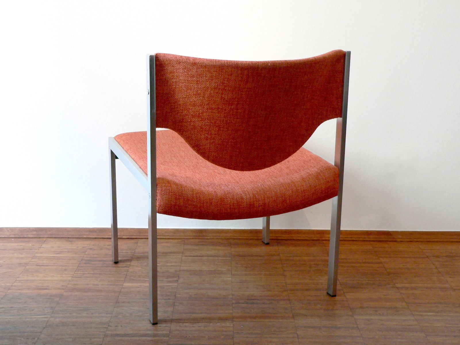 Vintage Lounge Chair from Lübke 1970s for sale at Pamono