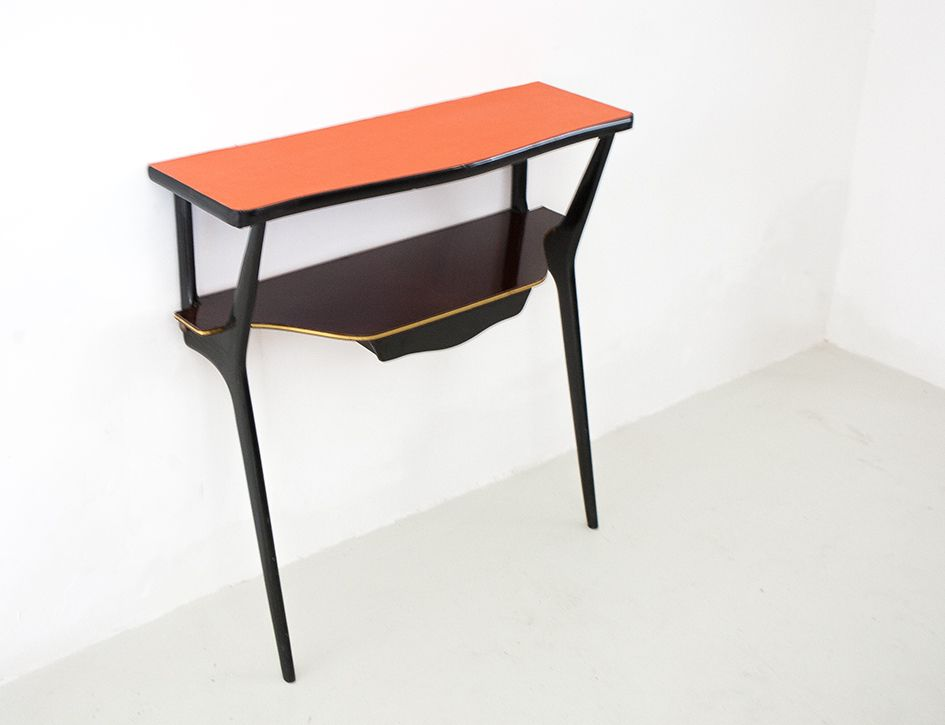 50s retro console table - photo #9