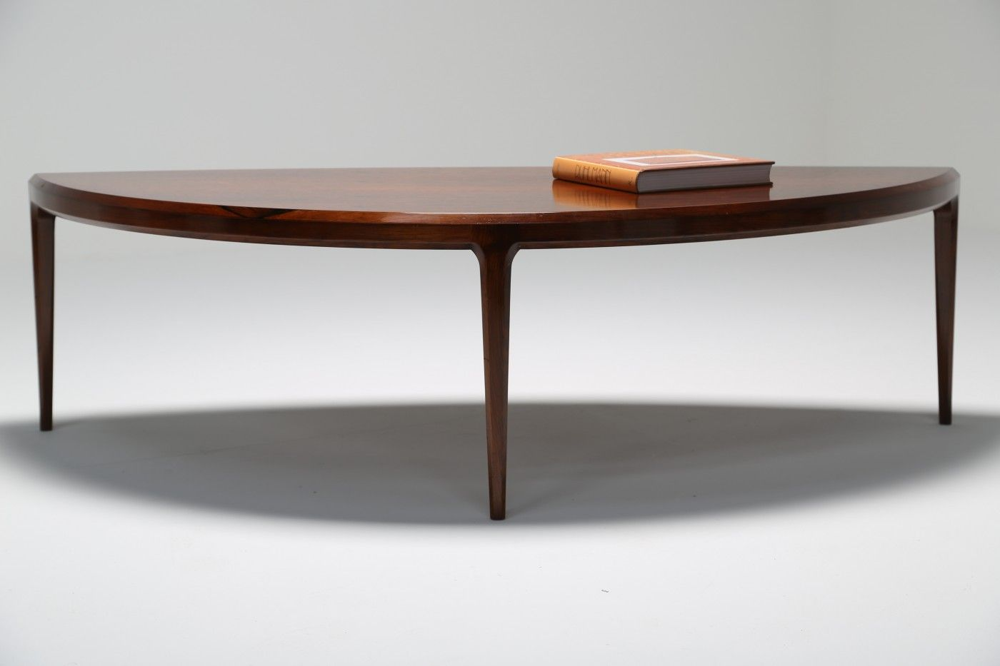 Capri Sofa Table by Johannes Anderson for CFC Silkeborg