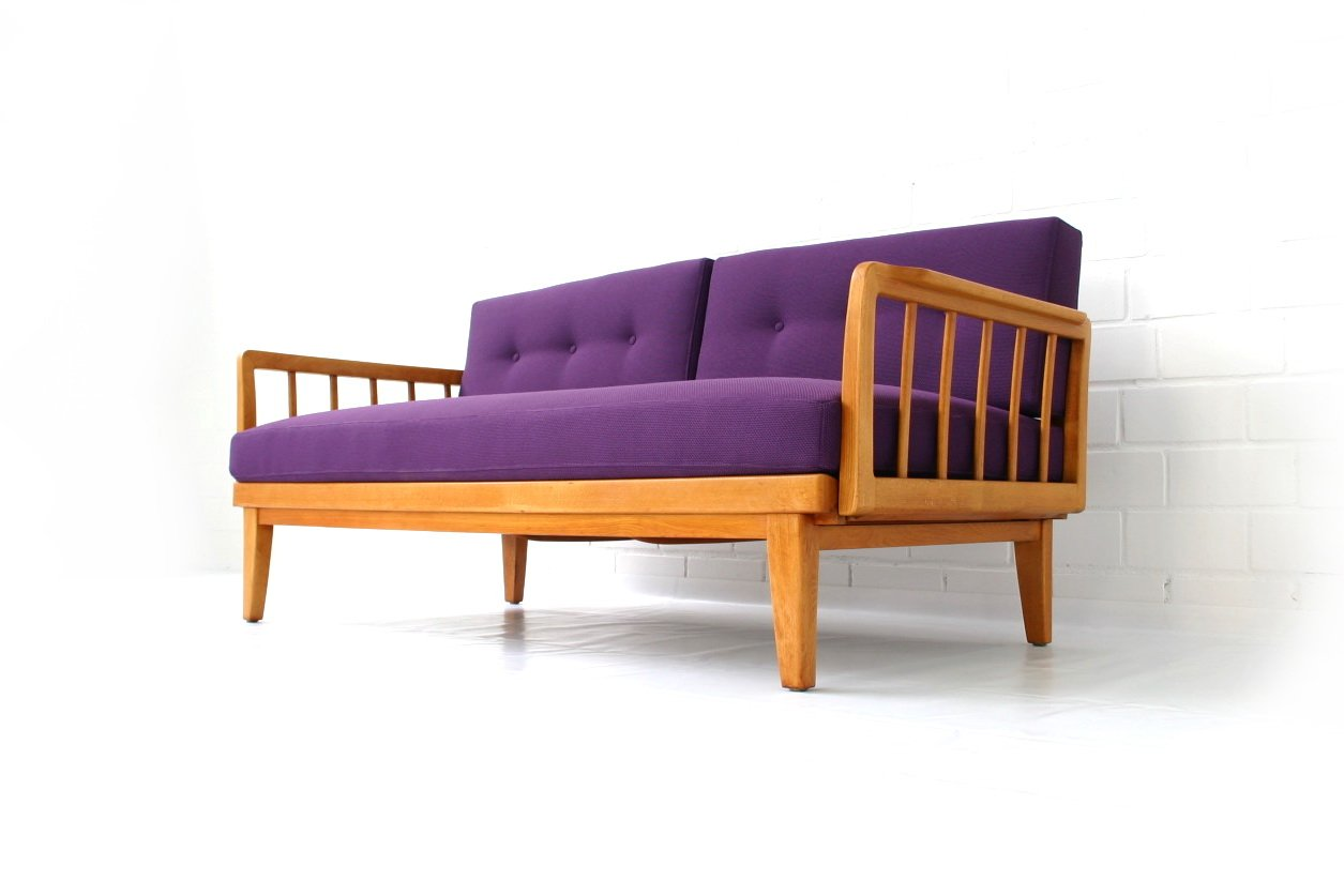 Pullout Daybed from Knoll, 1960s - Pullout Daybed From Knoll, 1960s For Sale At Pamono