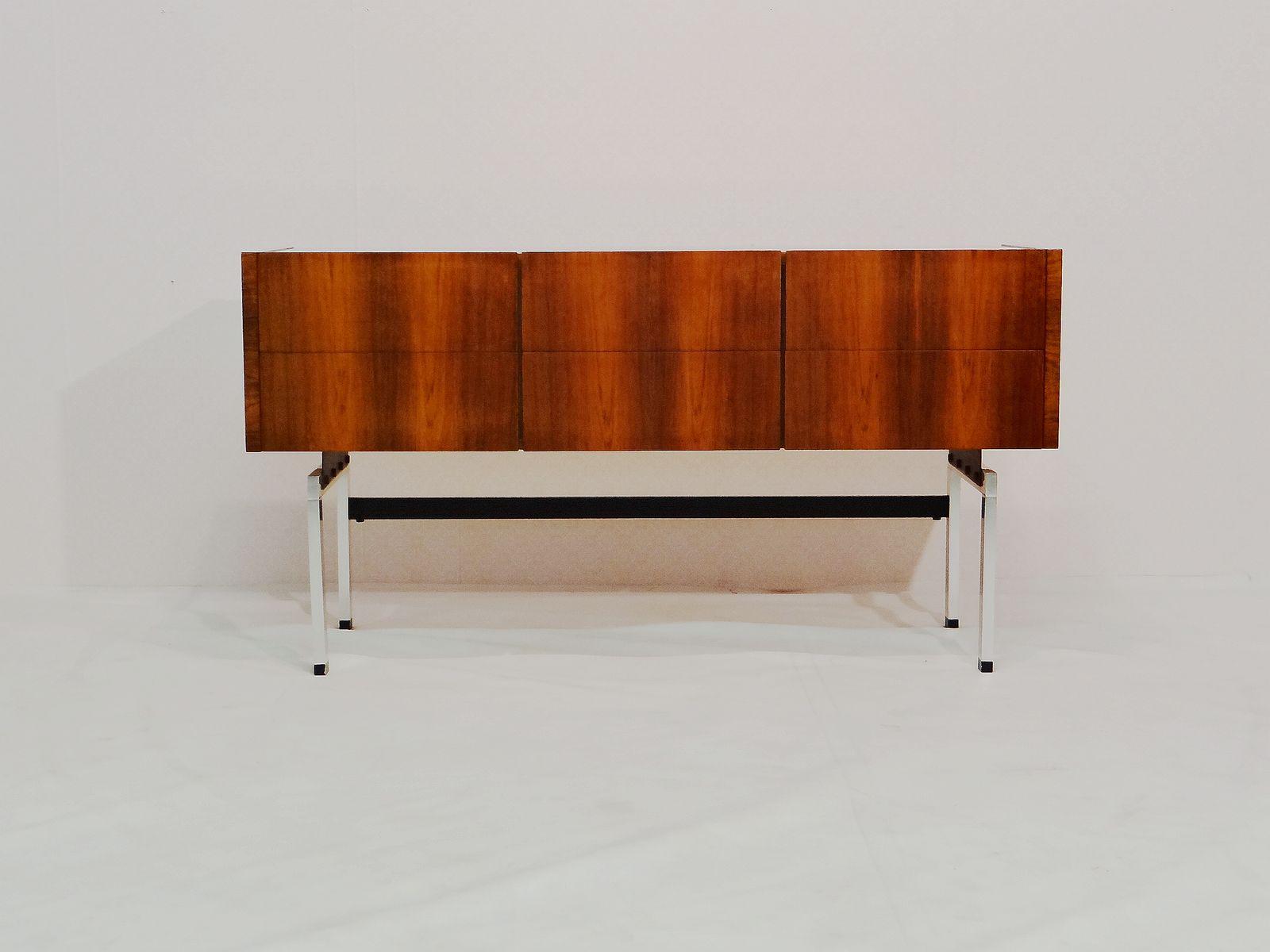 vintage palisander sideboard bei pamono kaufen. Black Bedroom Furniture Sets. Home Design Ideas