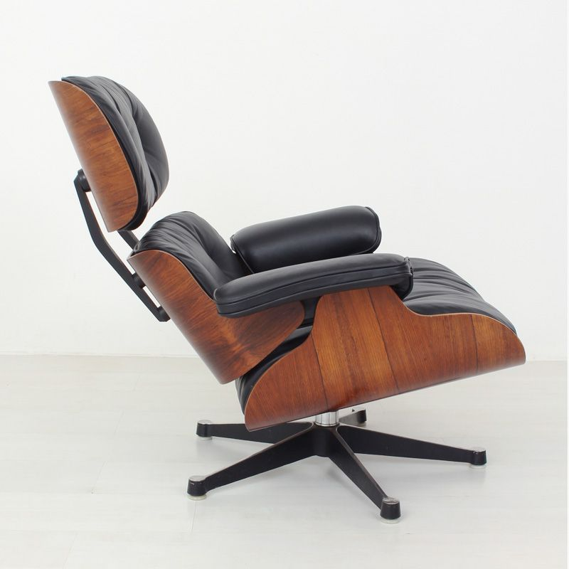 Eames Lounge Chair Herman Miller for sale at Pamono