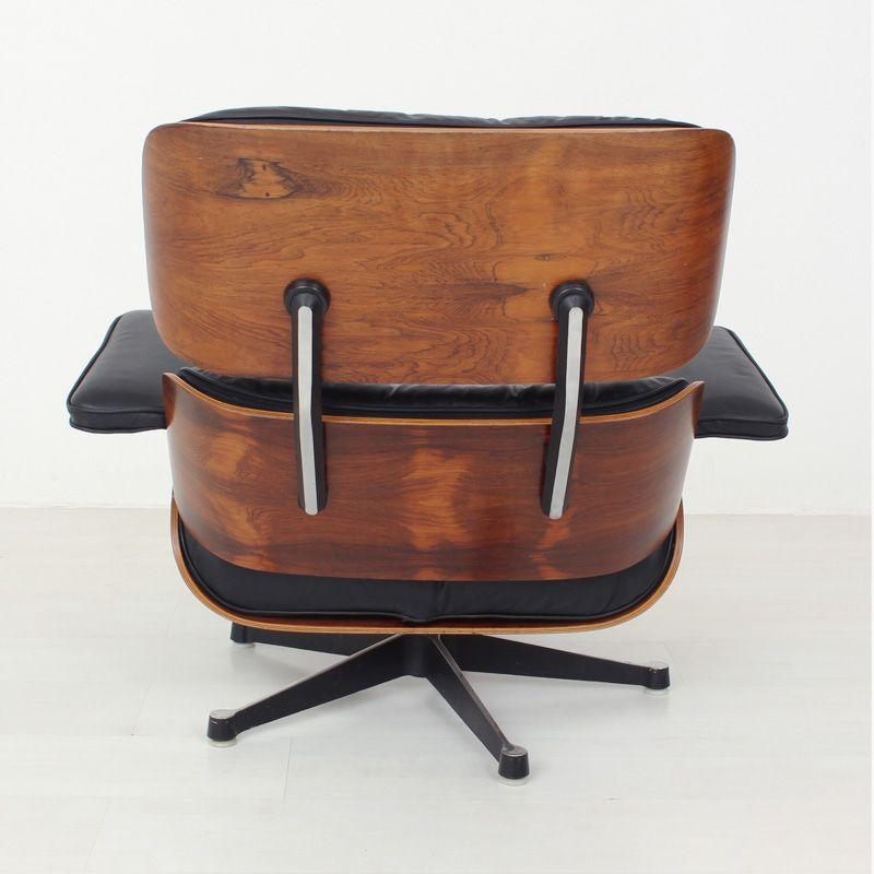 eames lounge chair herman miller bei pamono kaufen. Black Bedroom Furniture Sets. Home Design Ideas