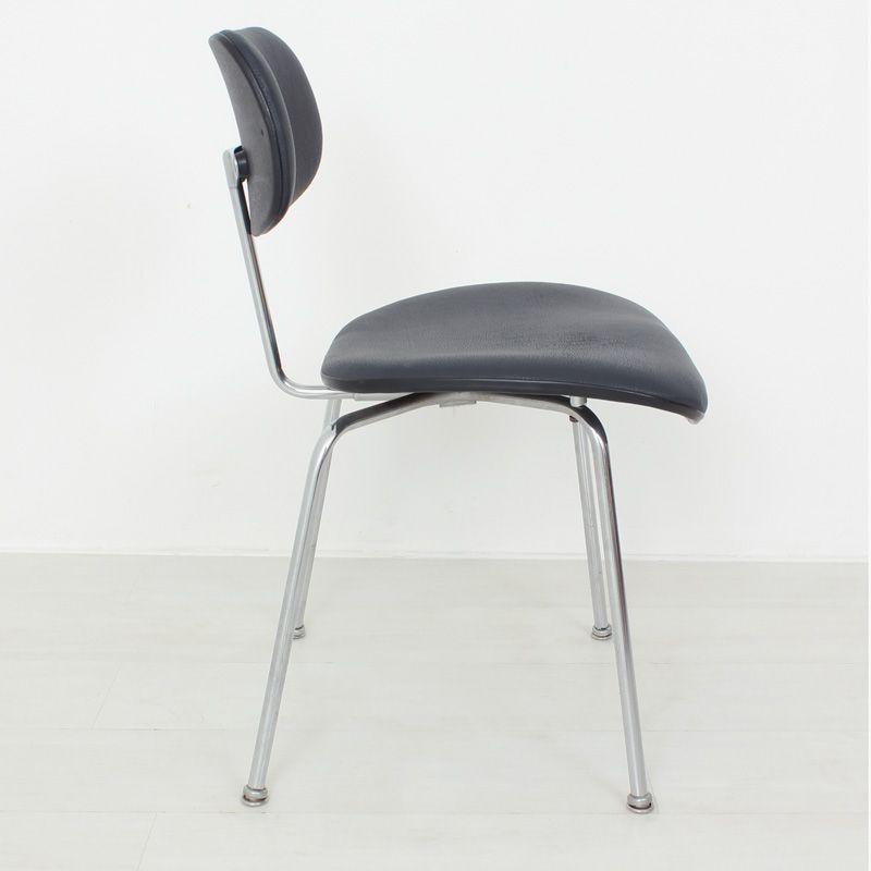 se68 stuhl von egon eiermann f r wilde spieth bei pamono. Black Bedroom Furniture Sets. Home Design Ideas