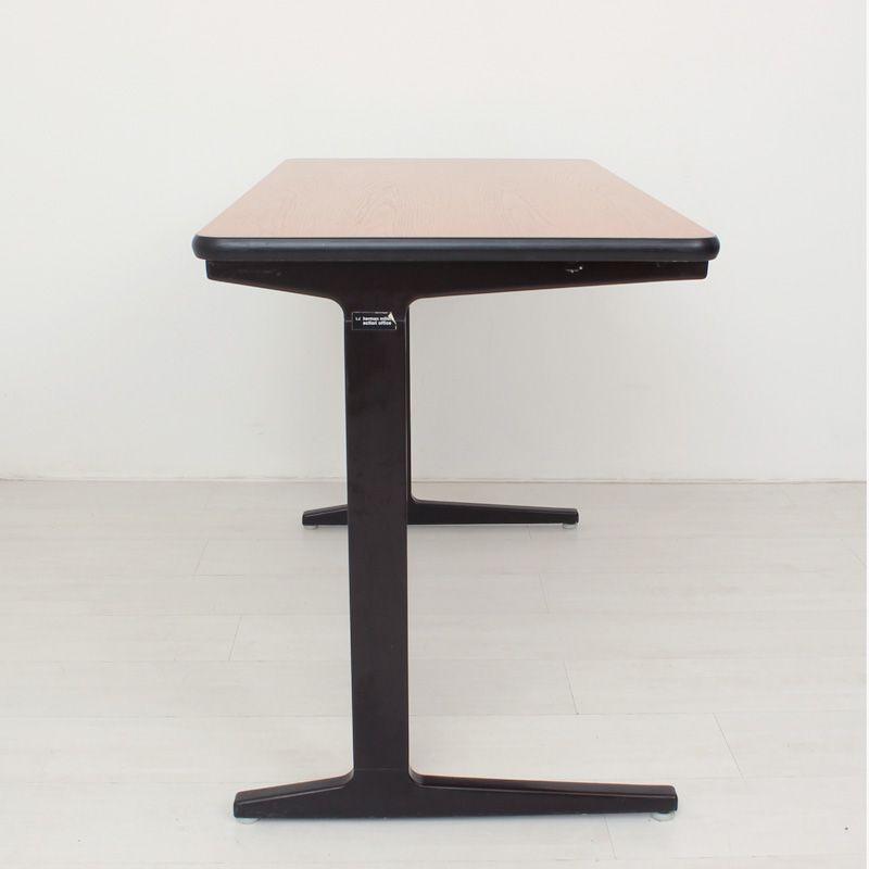 vitra action office schreibtisch bei pamono kaufen. Black Bedroom Furniture Sets. Home Design Ideas
