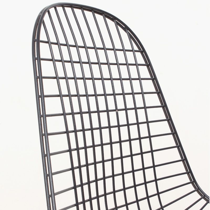 wire shell chair by ray  u0026 charles eames for herman miller