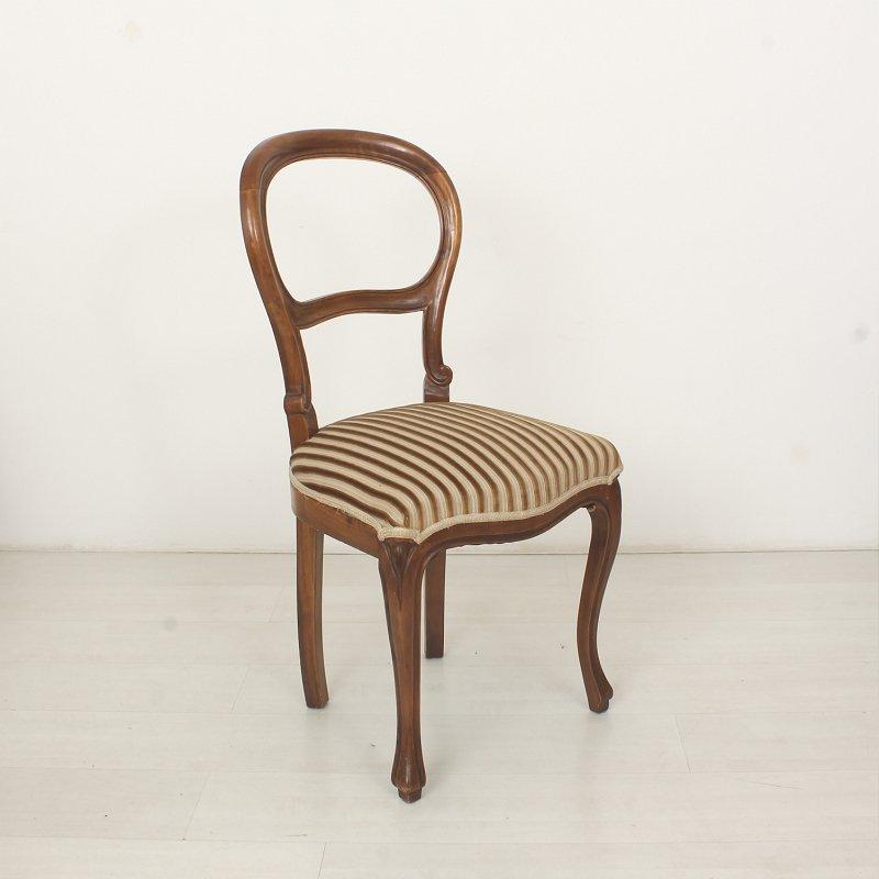 louis philippe stuhl 19 jahrhundert bei pamono kaufen. Black Bedroom Furniture Sets. Home Design Ideas