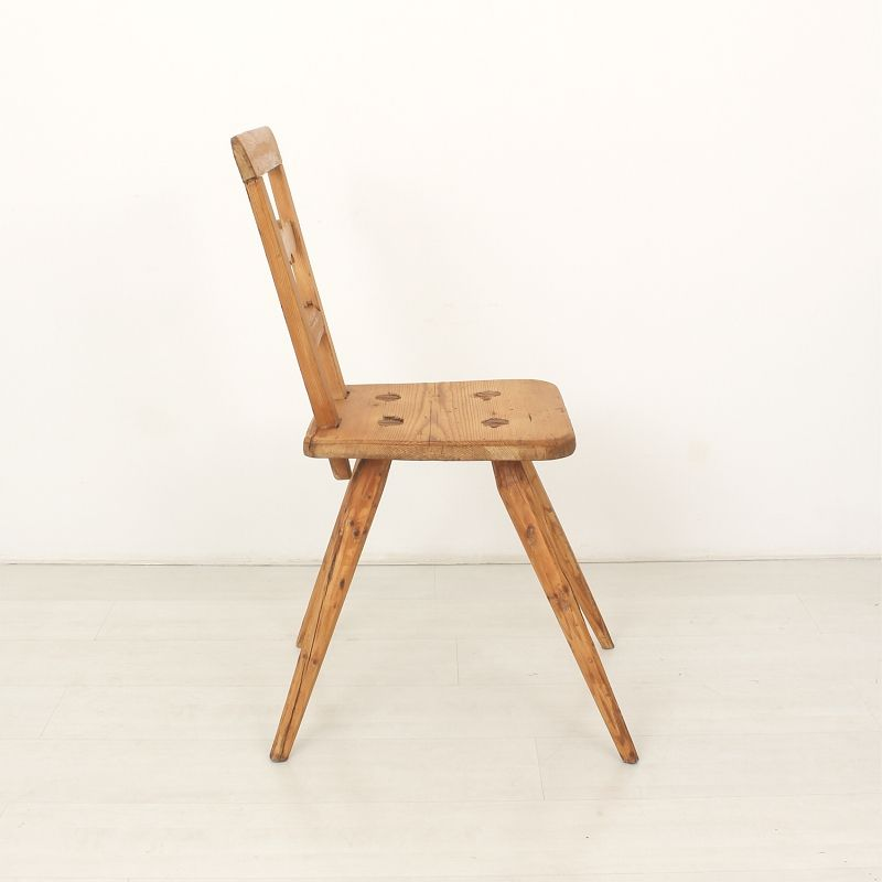 antique german dining chair 1850s for sale at pamono