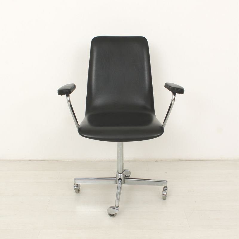 Vintage Office Chair 1970s For Sale At Pamono