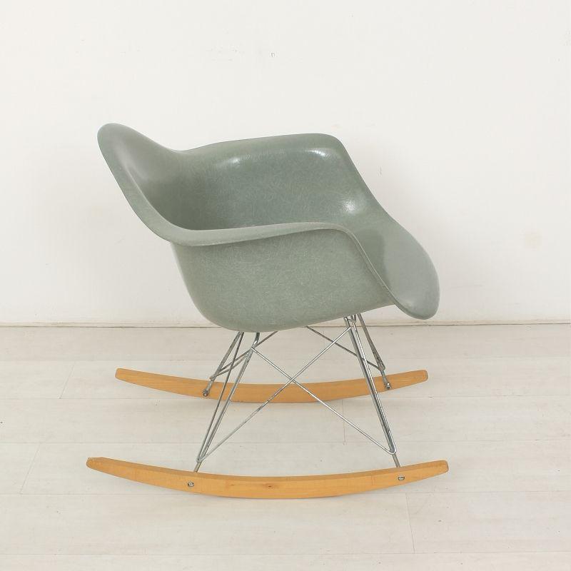 seafoam rar armchair von charles ray eames f r herman miller bei pamono kaufen. Black Bedroom Furniture Sets. Home Design Ideas