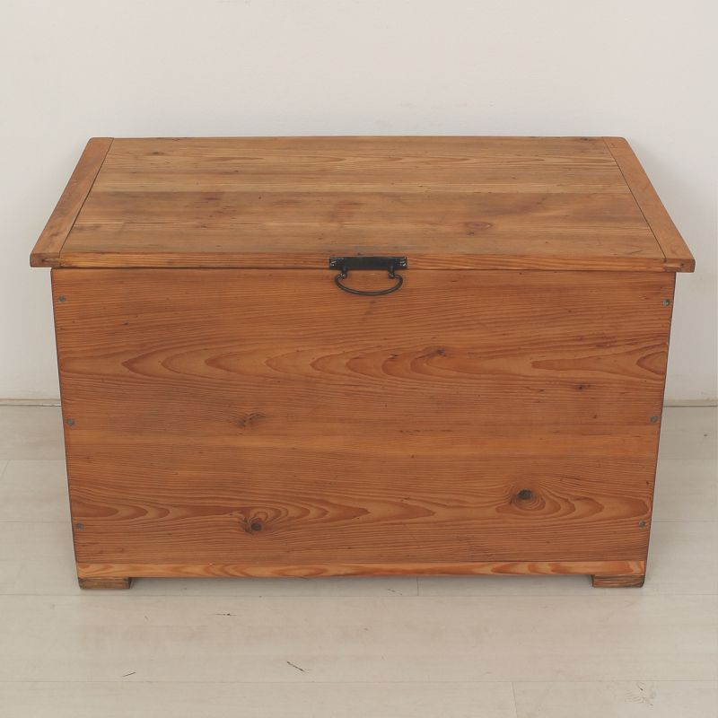 wooden box bench side table 1900 for sale at pamono