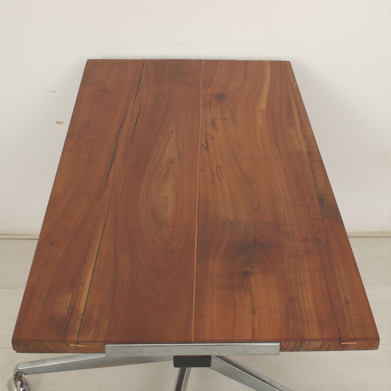 Vintage cherry wood side table s for sale at pamono