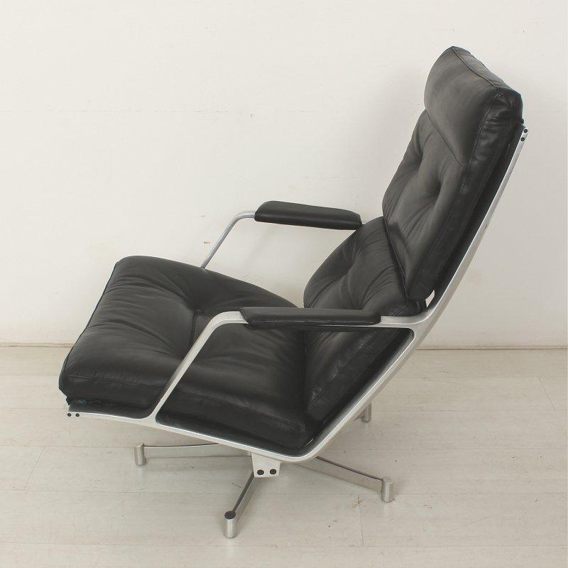 fabricius fk85 lounge stuhl 1960er bei pamono kaufen. Black Bedroom Furniture Sets. Home Design Ideas