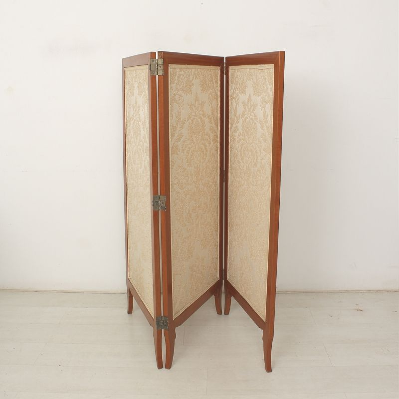 vintage fabric room divider 1900 for sale at pamono