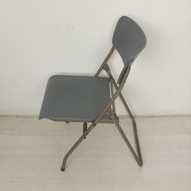 Mid Century Folding Chairs 1970s Set of 4 for sale at Pamono
