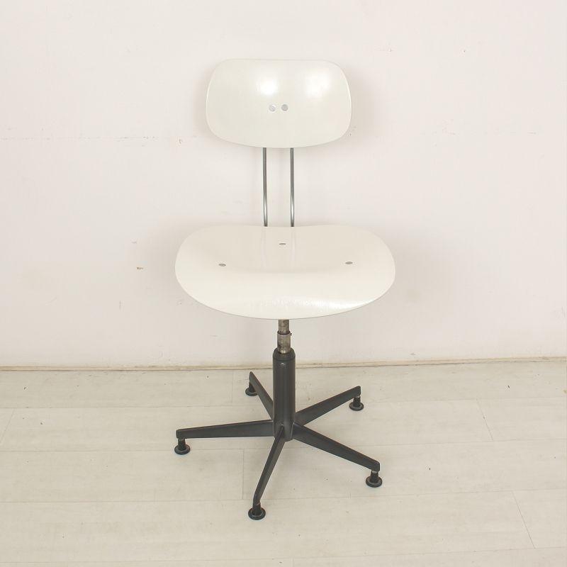 b ro drehstuhl von egon eiermann f r wilde spieth 1950er bei pamono kaufen. Black Bedroom Furniture Sets. Home Design Ideas