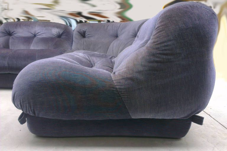 Modulares Sofa System von Mimi Padova, 1970er bei Pamono kaufen