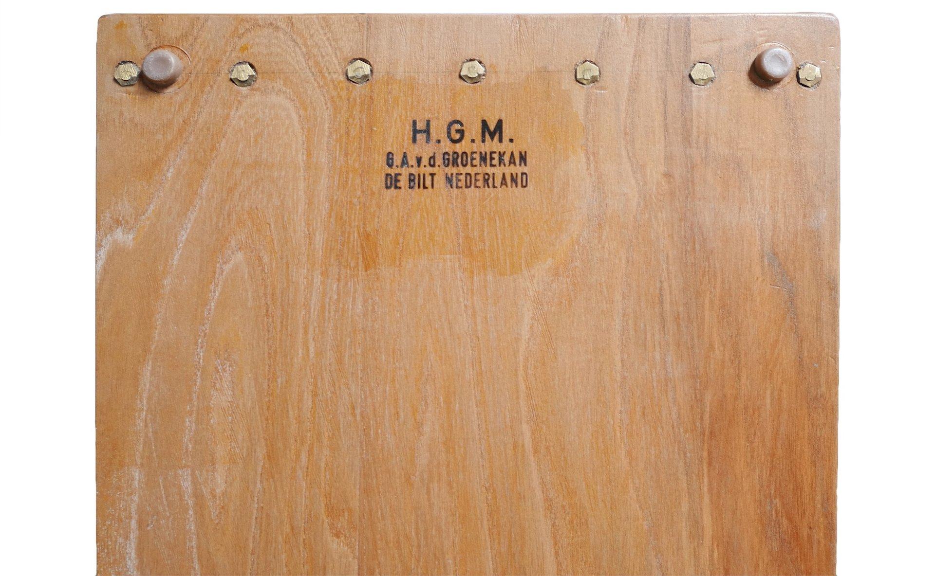 Sedia Zig Zag Di Gerrit Rietveld 1969 In Vendita Su Pamono