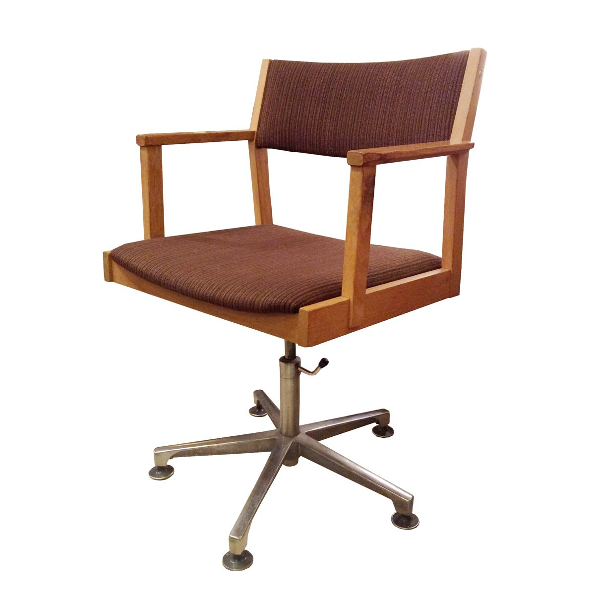 vintage office chair from norway 1970s for sale at pamono