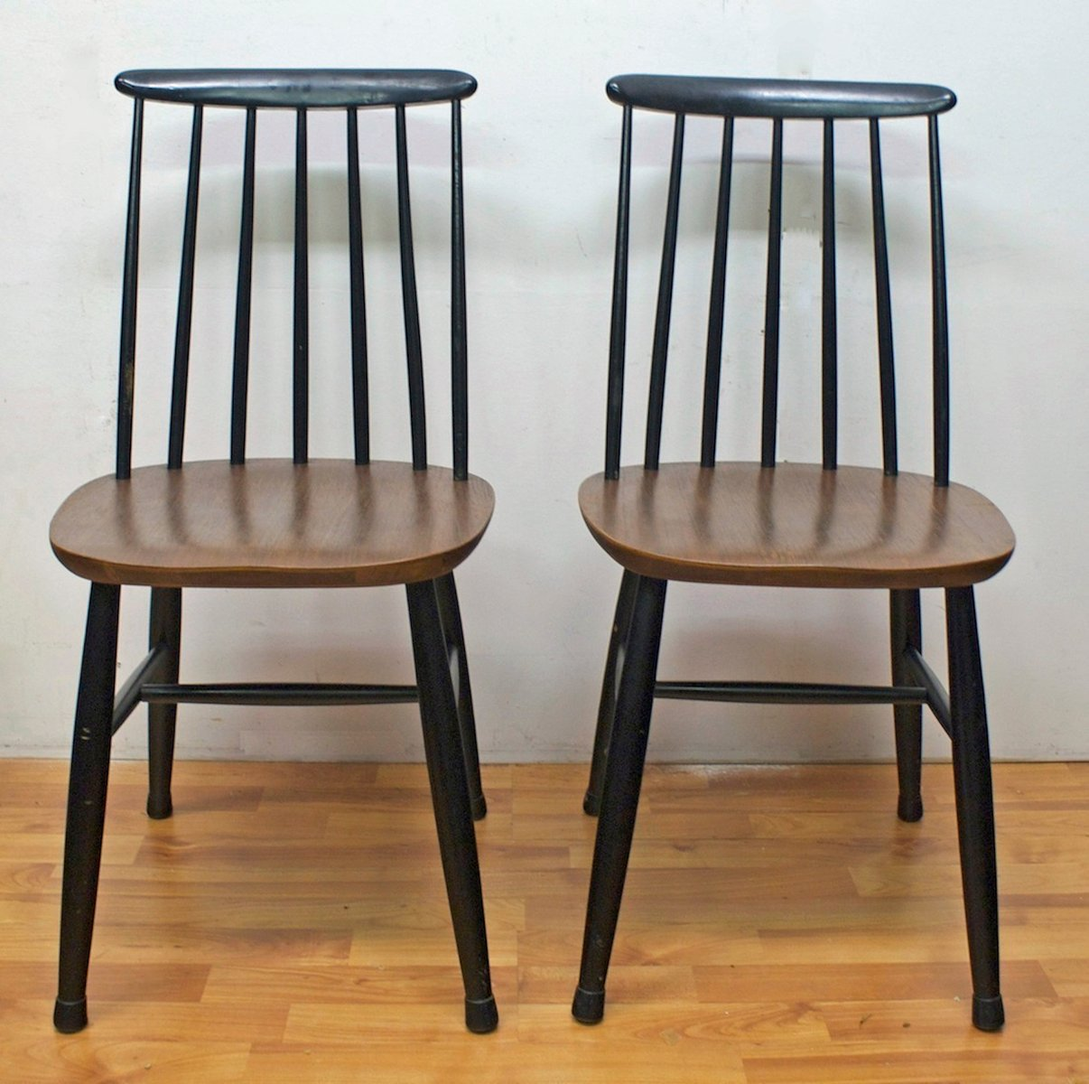 Dining Chairs 1960s Set of 2 for sale at Pamono