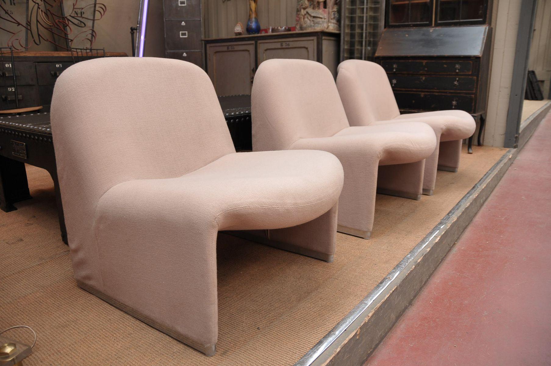wei er sessel aus den 1970ern bei pamono kaufen. Black Bedroom Furniture Sets. Home Design Ideas
