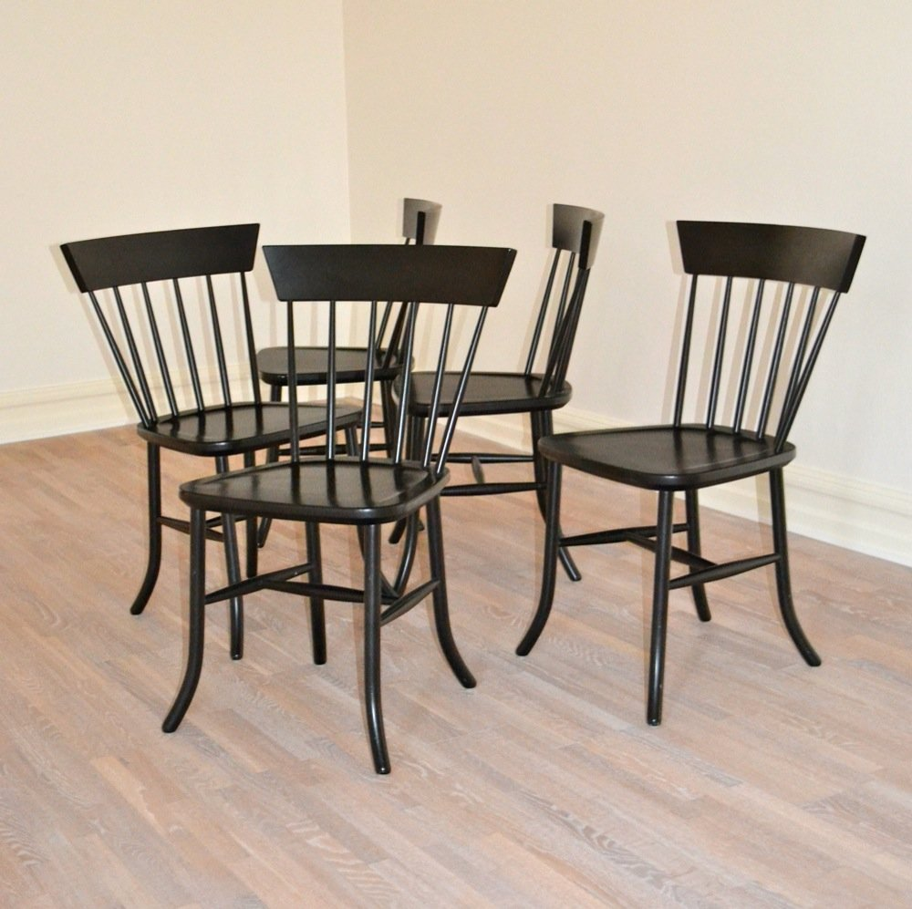 Settler dining chairs by tomas sandell for all in wood for All wood dining room chairs