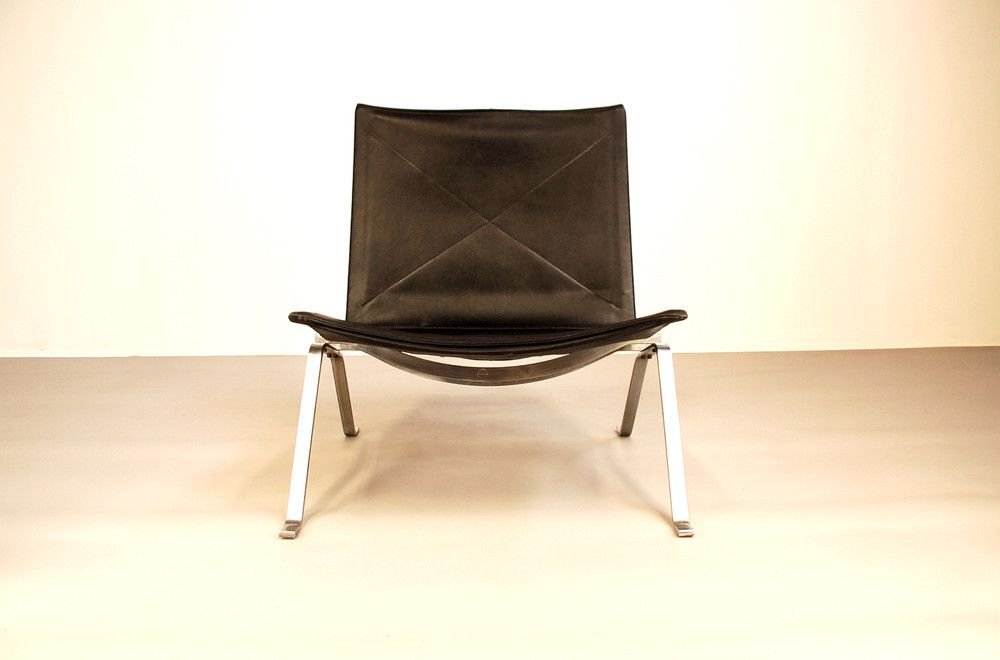 PK22 Easy Chair By Poul Kj Rholm For Sale At Pamono
