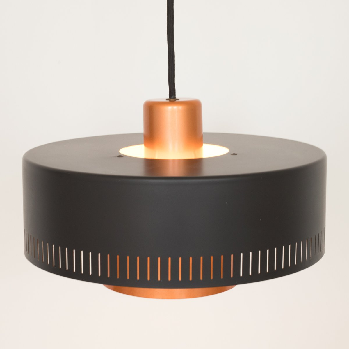 Price per piece & Vintage Metro Pendant Lamp by Jo Hammerborg for Fog u0026 Mørup for ... azcodes.com