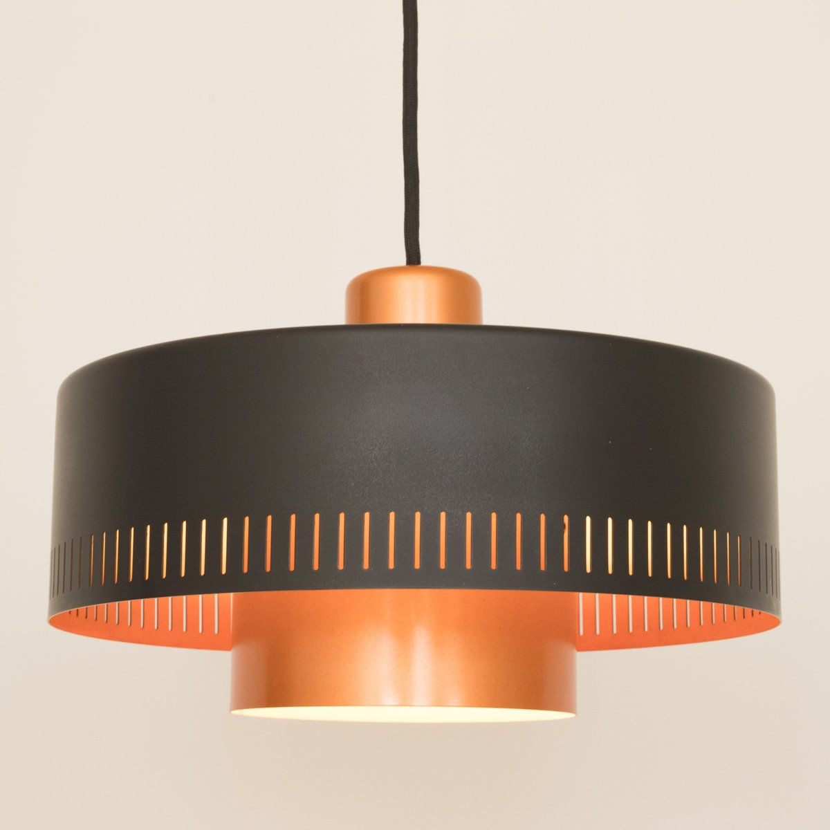 Vintage Metro Pendant L& by Jo Hammerborg for Fog u0026 Mørup & Vintage Metro Pendant Lamp by Jo Hammerborg for Fog u0026 Mørup for ... azcodes.com
